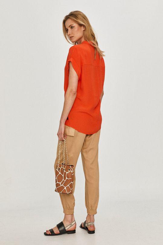 Calvin Klein - Koszula 100 % Wiskoza