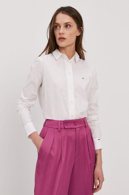 bílá Calvin Klein - Košile Dámský