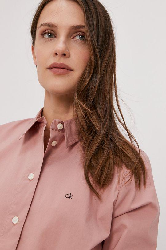 růžová Calvin Klein - Košile