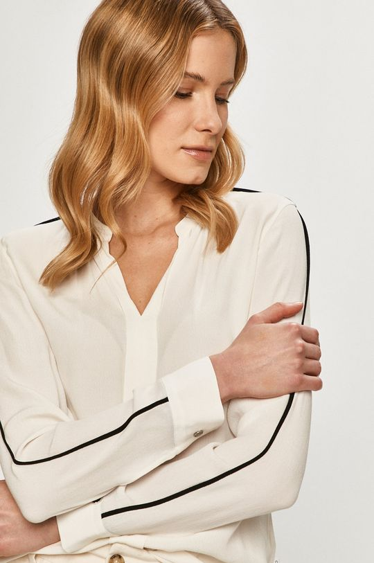 biały Calvin Klein - Bluzka Damski