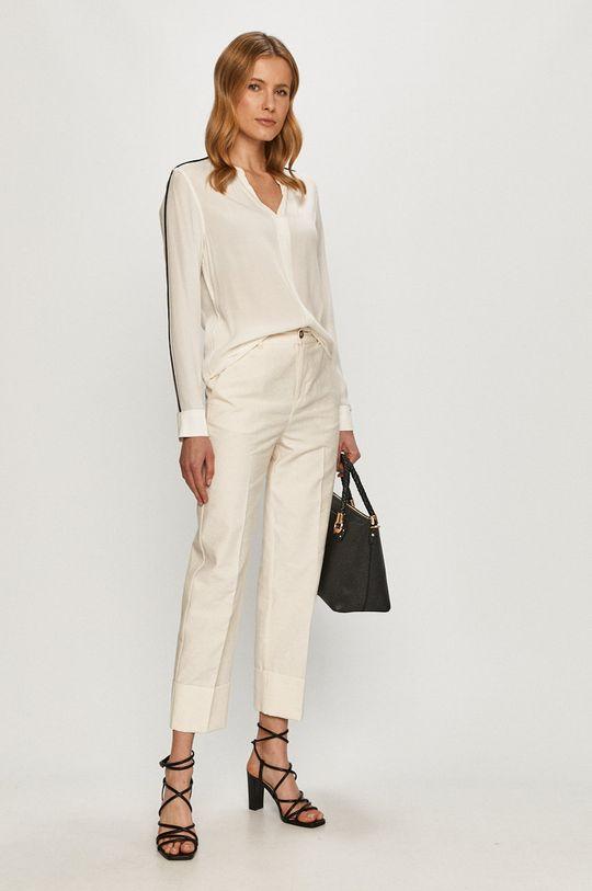 Calvin Klein - Bluzka biały