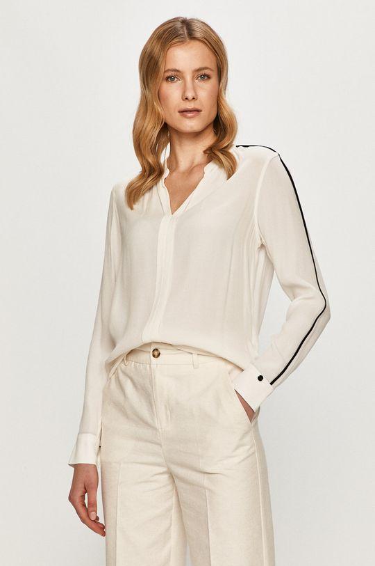 biały Calvin Klein - Bluzka