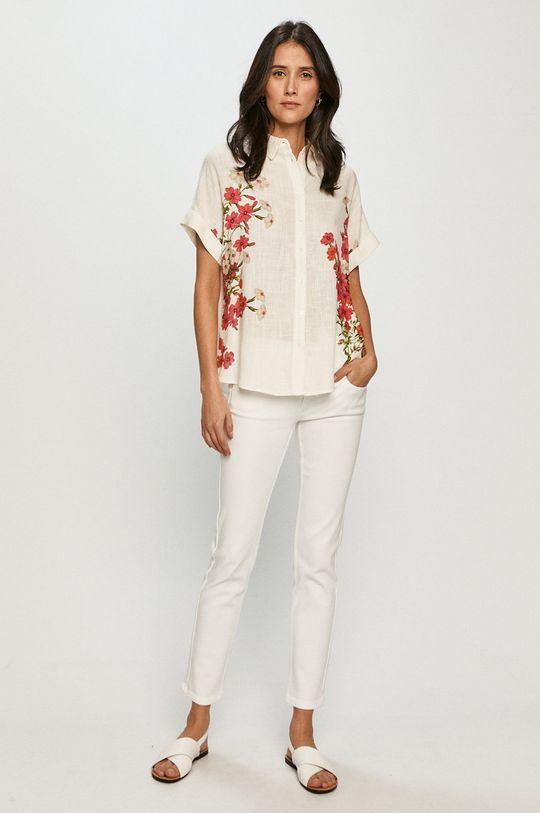 Desigual - Košeľa biela