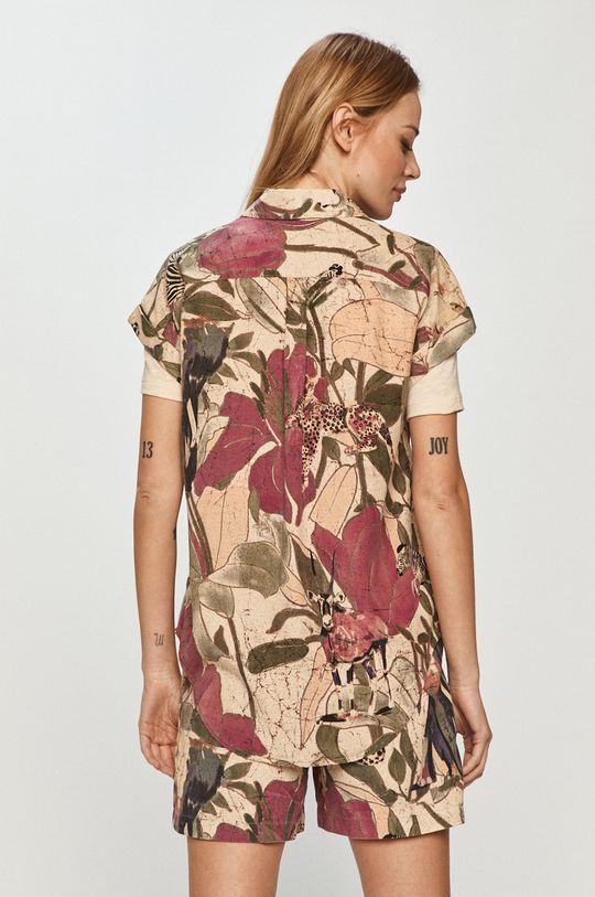 Desigual - Koszula 100 % Tencel