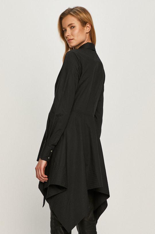 černá Karl Lagerfeld - Bavlněná košile