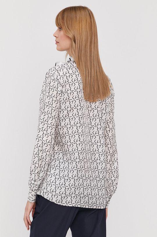 Karl Lagerfeld - Koszula 100 % Jedwab