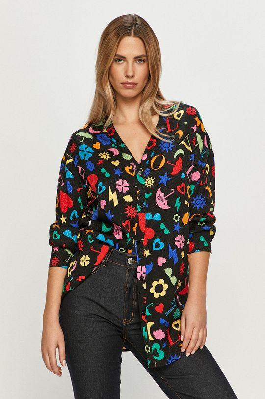 viacfarebná Love Moschino - Košeľa Dámsky