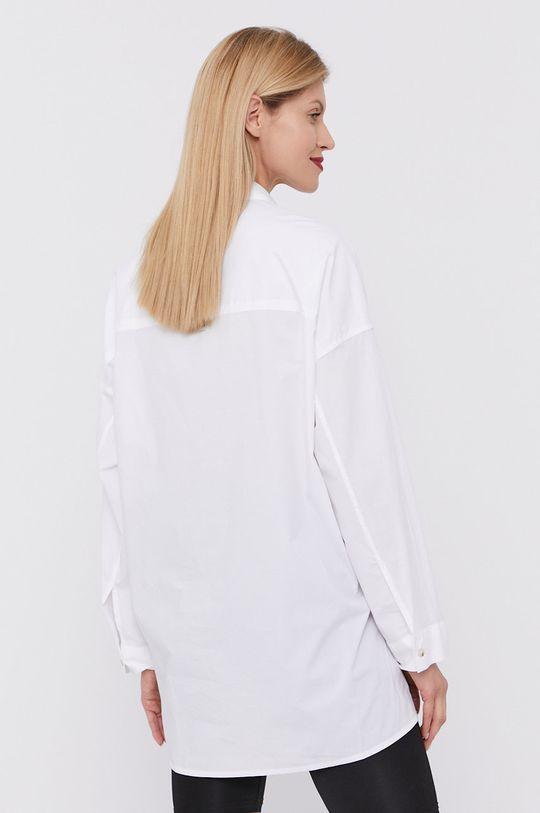 biela BIMBA Y LOLA - Bavlnená košeľa