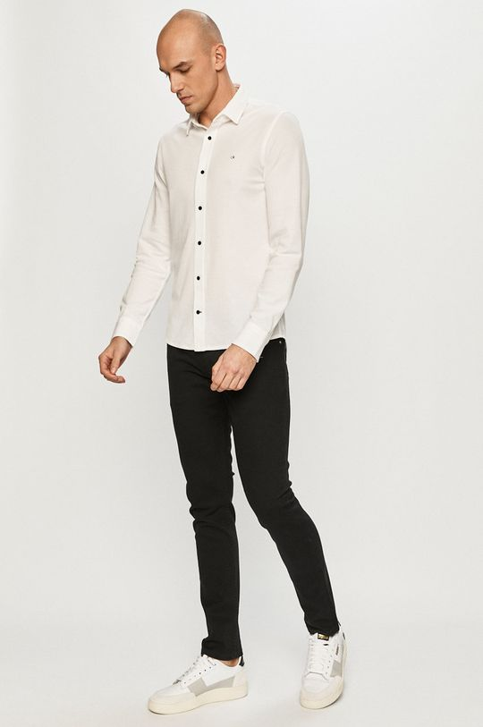 Calvin Klein - Košeľa  100% Bavlna