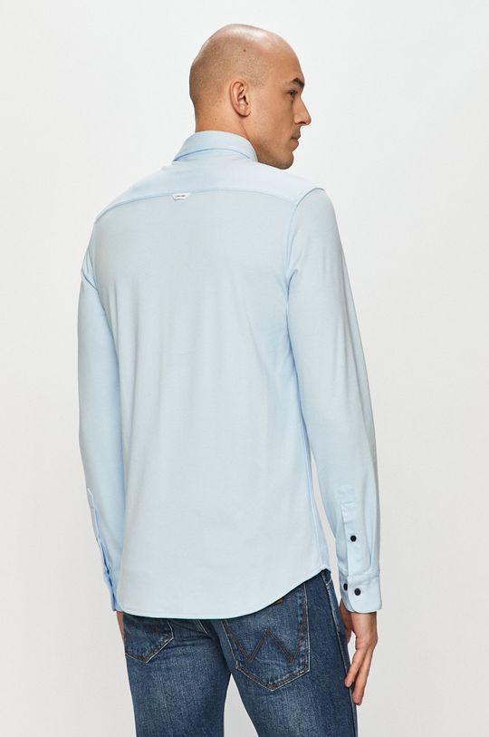 jasny niebieski Calvin Klein - Koszula bawełniana