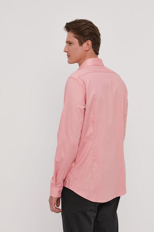 różowy Calvin Klein - Koszula bawełniana