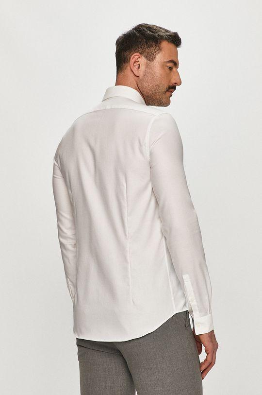 biały Calvin Klein - Koszula bawełniana