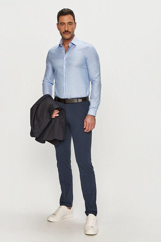 Calvin Klein - Bavlněná košile  100% Bavlna