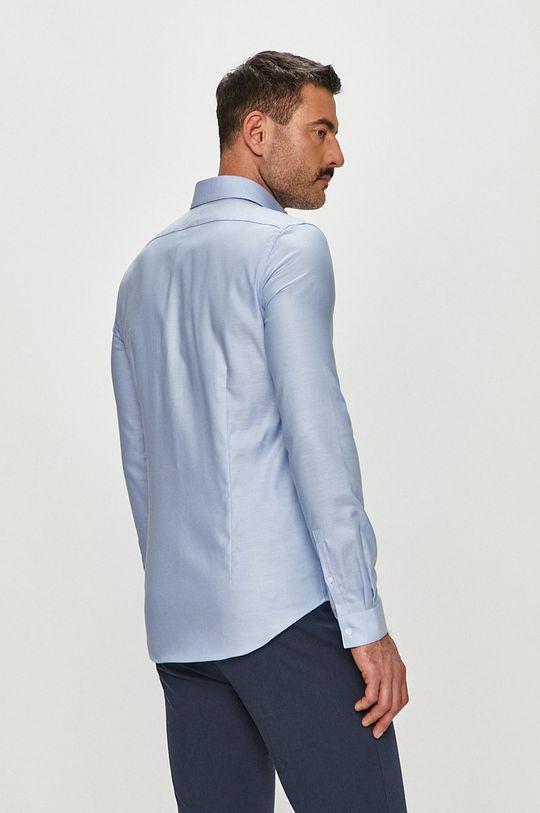 světle modrá Calvin Klein - Bavlněná košile