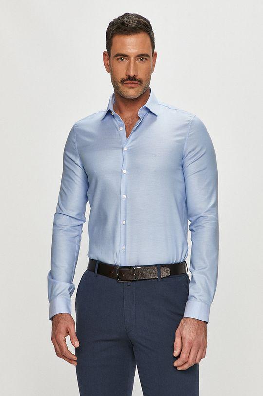 Calvin Klein - Bavlněná košile Pánský