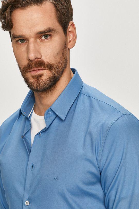 modrá Calvin Klein - Košile Pánský