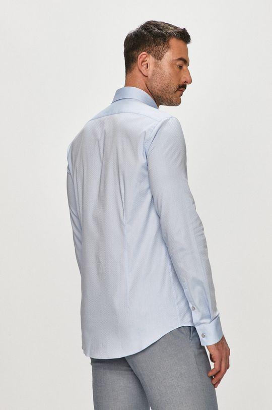 světle modrá Calvin Klein - Bavlněné tričko