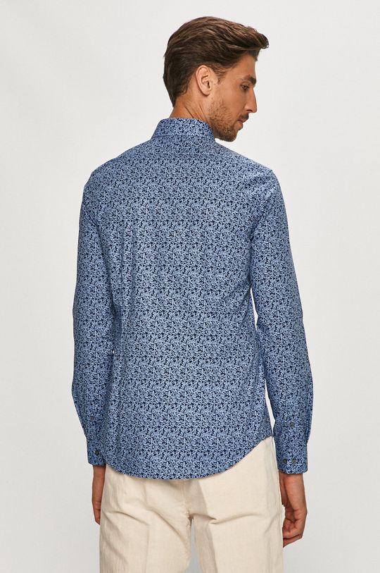 niebieski Calvin Klein - Koszula bawełniana