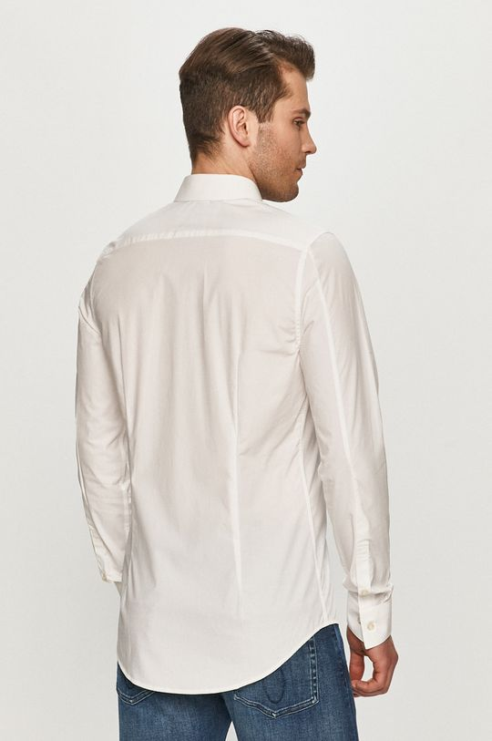 biały Calvin Klein Jeans - Koszula
