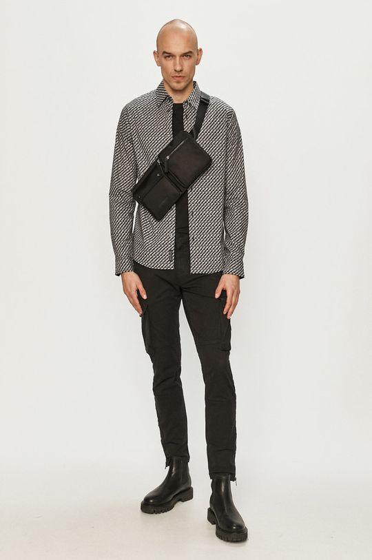 Calvin Klein Jeans - Koszula 96 % Bawełna organiczna, 4 % Elastan