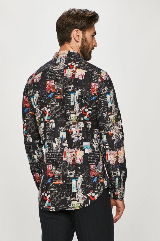 czarny Desigual - Koszula bawełniana