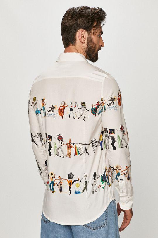 biały Desigual - Koszula