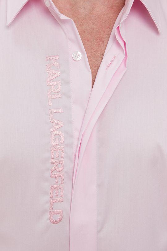 Karl Lagerfeld - Koszula różowy