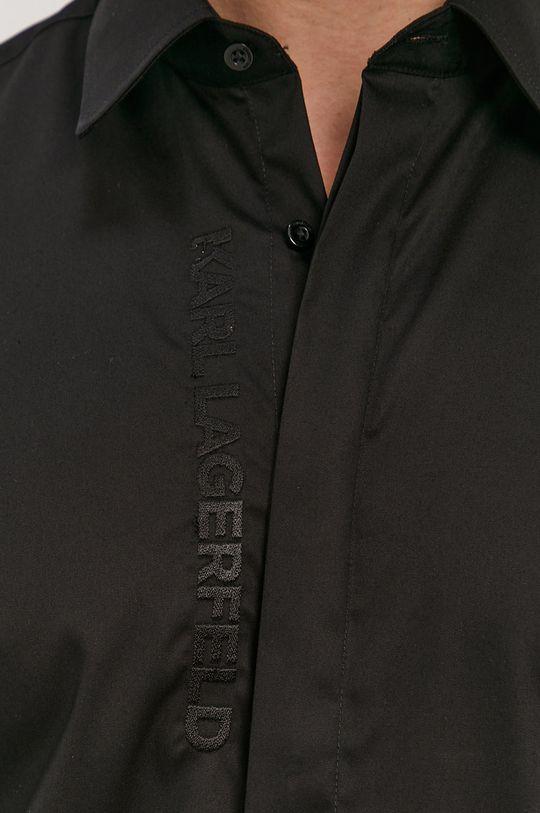 Karl Lagerfeld - Košile černá