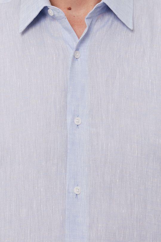 Karl Lagerfeld - Koszula jasny niebieski
