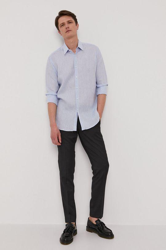 Karl Lagerfeld - Koszula 100 % Len