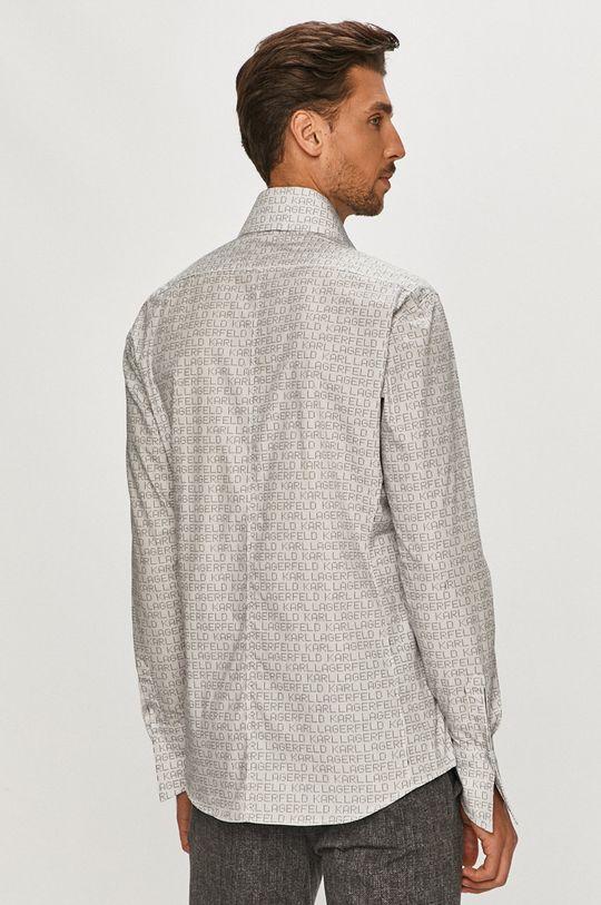 biały Karl Lagerfeld - Koszula