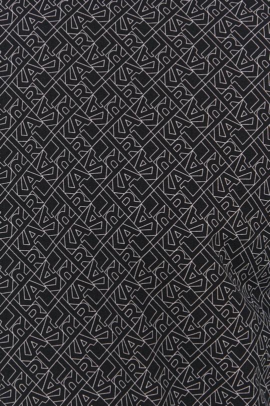 Karl Lagerfeld - Koszula bawełniana czarny