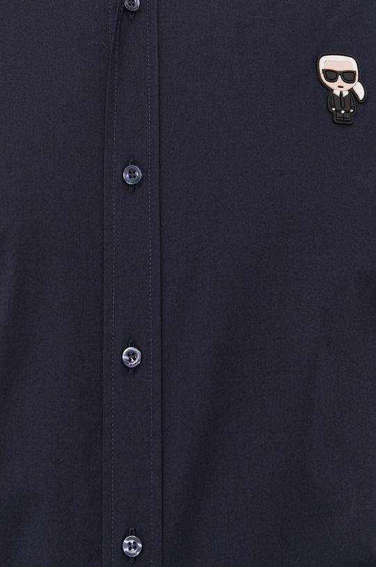 Karl Lagerfeld - Košeľa tmavomodrá