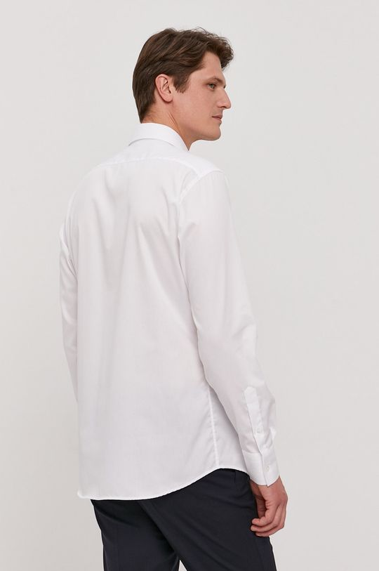 biały Karl Lagerfeld - Koszula bawełniana