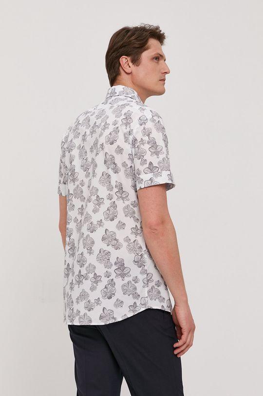 biela Karl Lagerfeld - Bavlnená košeľa