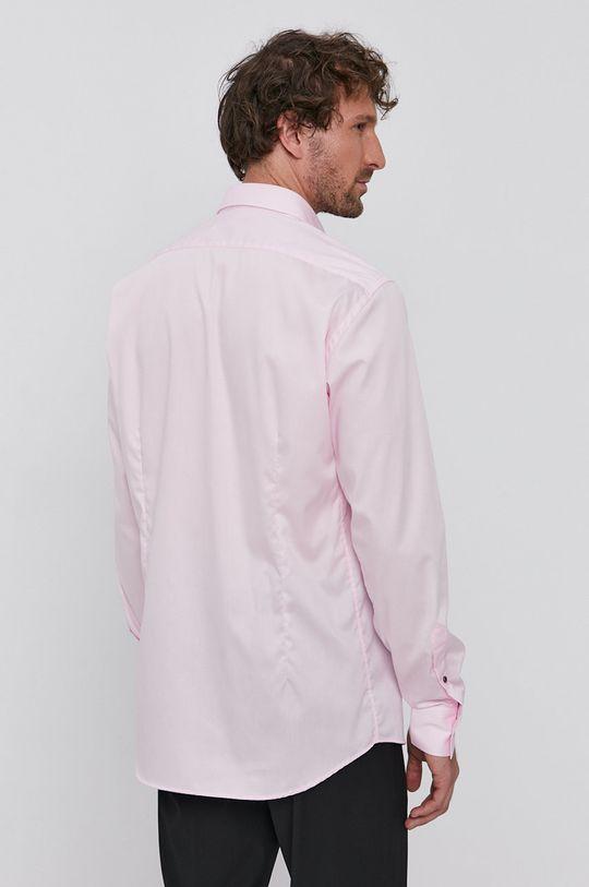 różowy Karl Lagerfeld - Koszula bawełniana