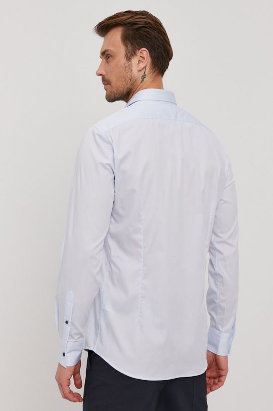 svetlomodrá Karl Lagerfeld - Bavlnená košeľa