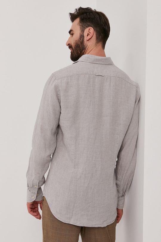 jasny szary Baldessarini - Koszula