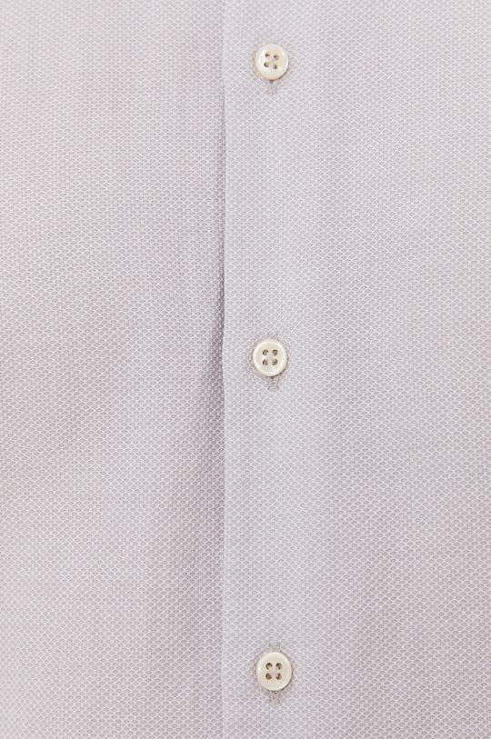 Baldessarini - Koszula bawełniana jasny szary