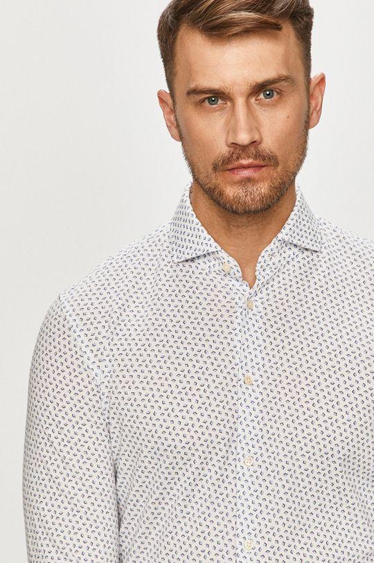 svetlomodrá Baldessarini - Bavlnená košeľa Pánsky