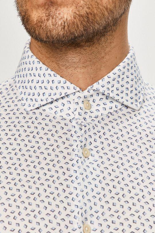 Baldessarini - Bavlnená košeľa svetlomodrá
