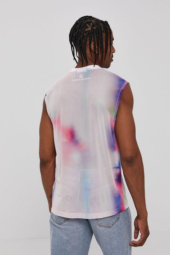 Calvin Klein Jeans - T-shirt 95 % Bawełna, 5 % Elastan