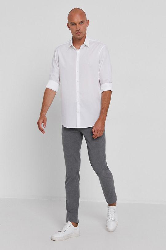 Calvin Klein - Košeľa  98% Bavlna, 2% Elastan