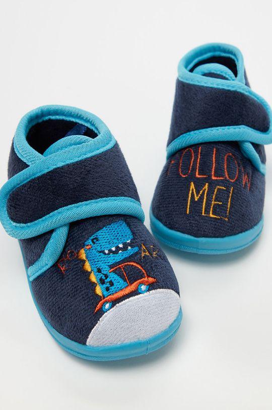 OVS - Dětské papuče fialová