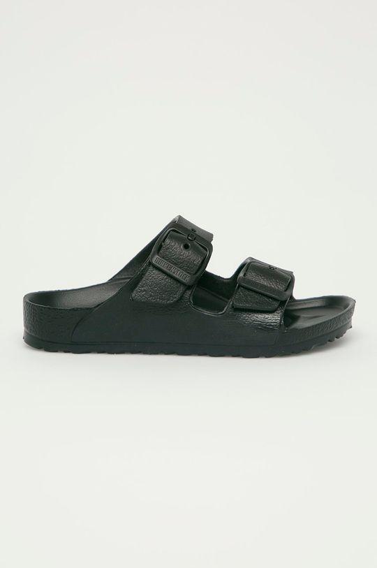čierna Birkenstock - Detské šľapky Arizona Chlapčenský