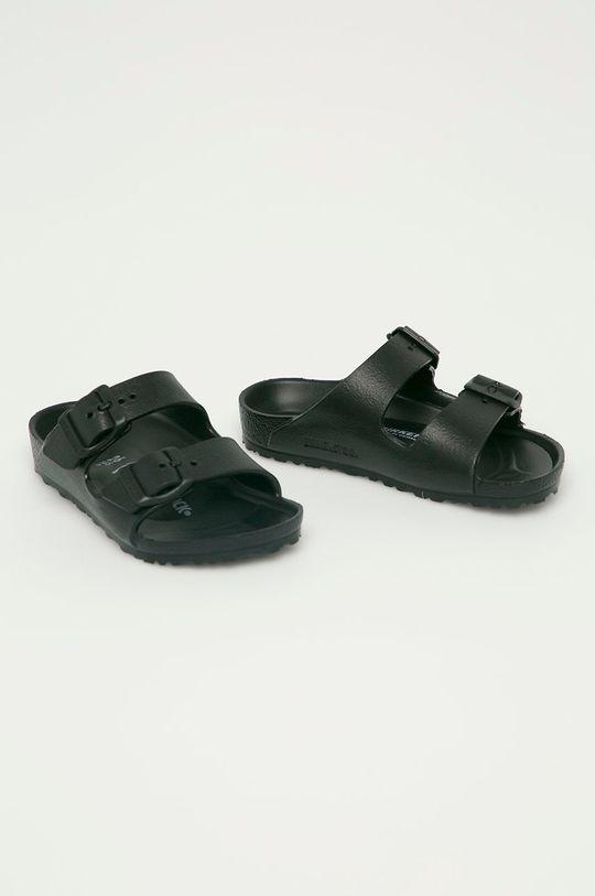 Birkenstock - Detské šľapky Arizona čierna
