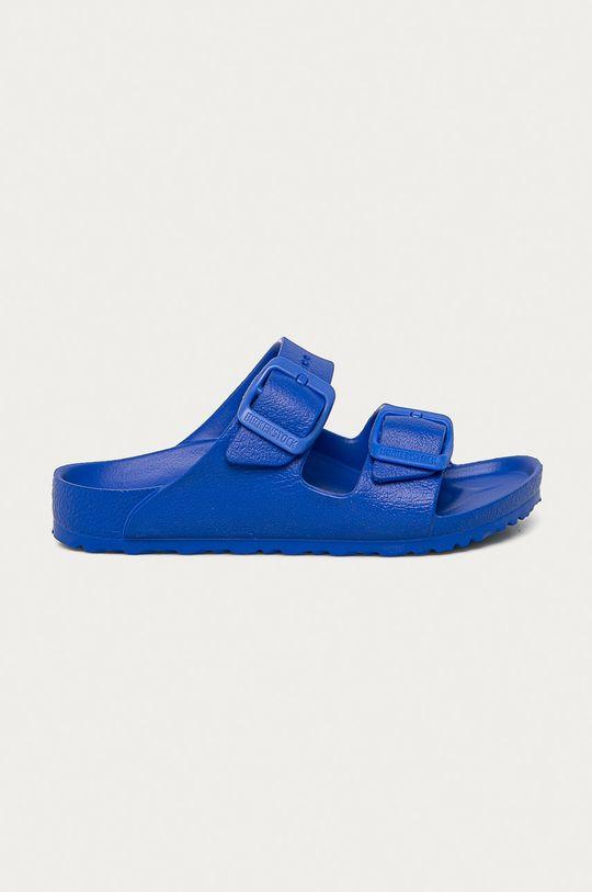 modrá Birkenstock - Detské šľapky Arizona Chlapčenský