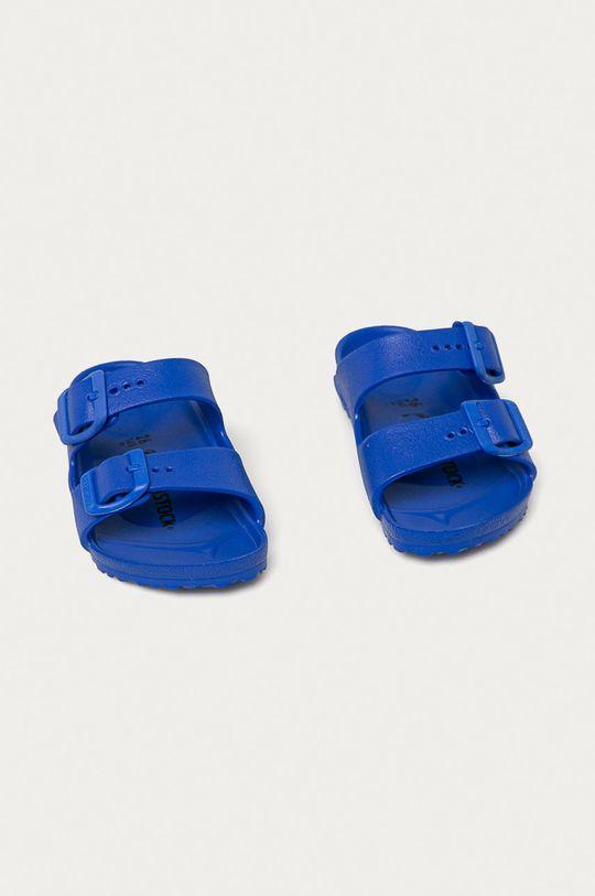 Birkenstock - Detské šľapky Arizona modrá