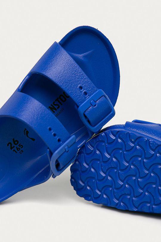 modrá Birkenstock - Detské šľapky Arizona