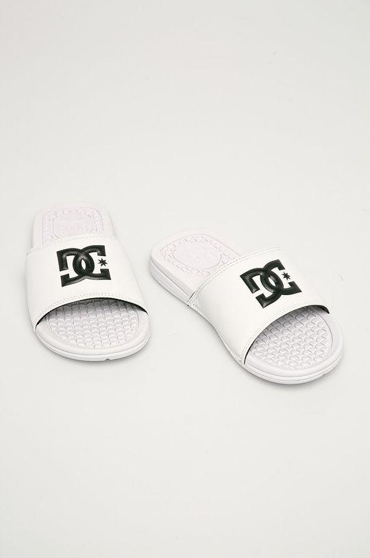 Dc - Pantofle bílá
